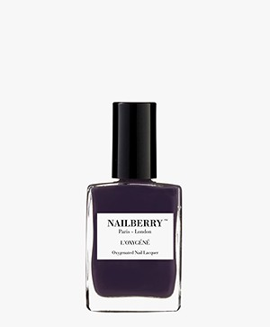 Nailberry L'oxygene Nail Polish - Blueberry