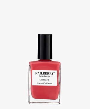 Nailberry L'oxygene Nagellak - Groseille
