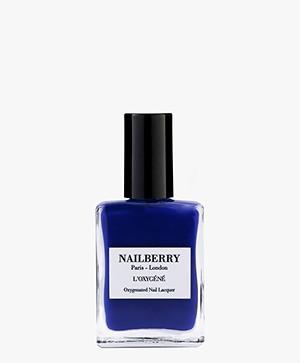 Nailberry L'oxygene Nagellak - Maliblue