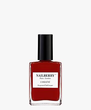 Nailberry L'oxygene Nail Polish - Rouge
