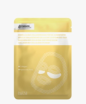 Timeless Truth Mask Collagen Bio Cellulose Eye Mask