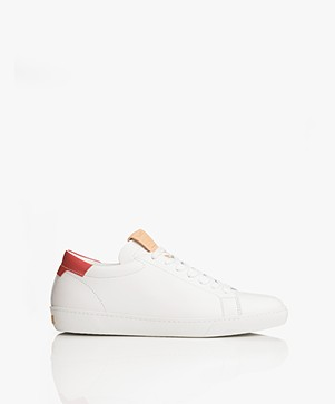 Closed Leren Sneakers - Wit