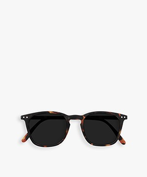 IZIPIZI SUN READING #E Reading Sunglasses - Tortoise/Grey Lenses