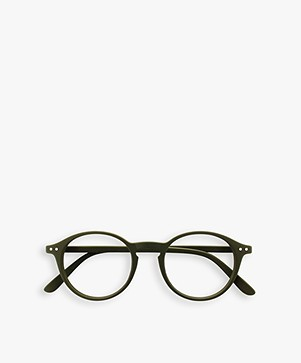 IZIPIZI READING #D Reading Glasses - Kaki Green