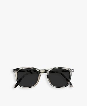 IZIPIZI SUN #E Sunglasses - Grey Marble/Soft Grey Lenses
