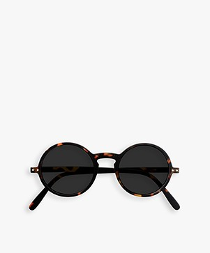 IZIPIZI SUN #G Sunglasses - Tortoise/Grey Lenses