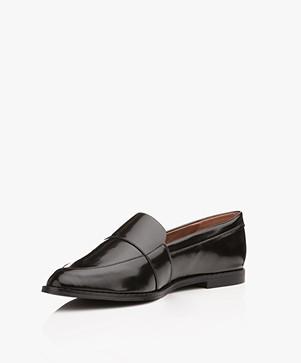 Black Nat Patent Loafers Izabel Mattamp; QdCErBWoxe