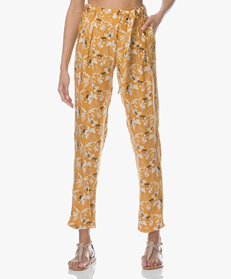 Marie Sixtine Cindy Printed Pants - Monkey