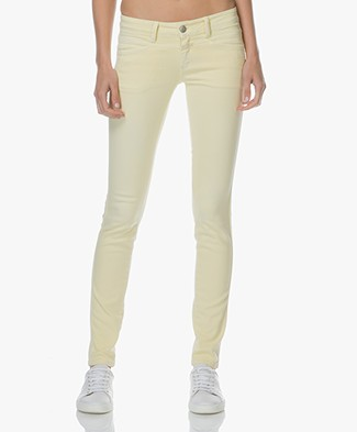 Closed Pedal Star Skinny Jeans - Mellow Yellow