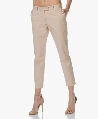Joseph Bing Court Polish Pants - Stucco