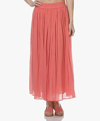 Josephine & Co Lans Maxi-rok - Indian Pink
