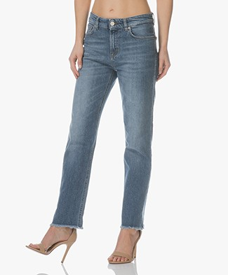 Filippa K Alex Mid Blue Denim Jeans - Vintage Su
