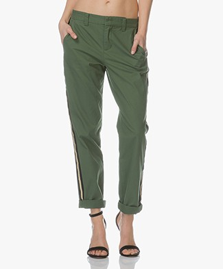 Zadig & Voltaire Pomelo Cotton Chinos - Tropical