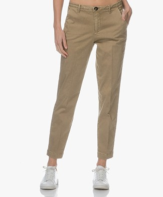 Denham Ocean Cotton Blend Chinos - PRCS