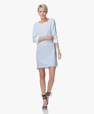 Josephine & Co Luisa Two-tone Tunic Dress - Light Blue