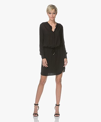 Project AJ117 Tunic Dress Rocca - Black