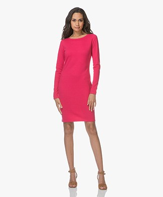 Josephine & Co Leone Knitted Dress - Magenta
