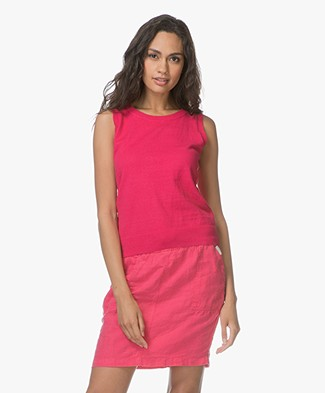 Josephine & Co Leticia Spencer met Cashmere - Magenta