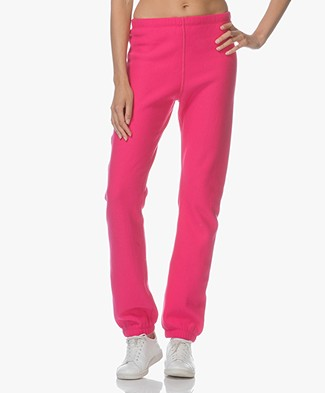 Rag & Bone Racer Sweatpants - Bright Rose