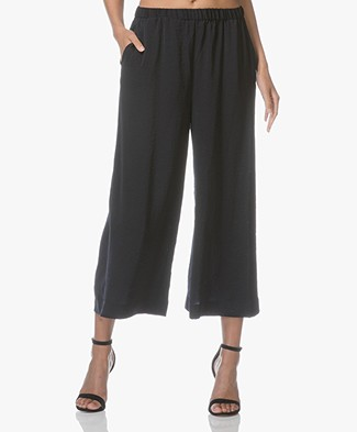 Filippa K Tara Pull-On Culotte - Navy