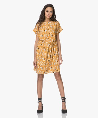 Marie Sixtine Delphy Dress with Print - Monkey