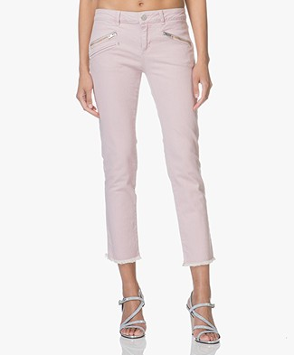 Zadig & Voltaire Ava Colored Jeans - Rose