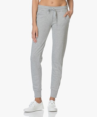 ANINE BING Relaxed Sweatpants - Heather Grey