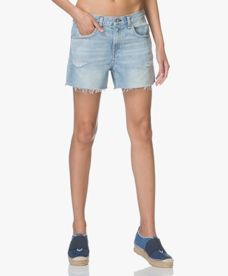 Rag & Bone / Jean Boy Denim Shorts - Martini