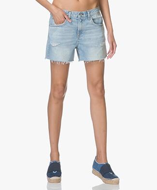 Rag & Bone Boy Denim Shorts - Martini