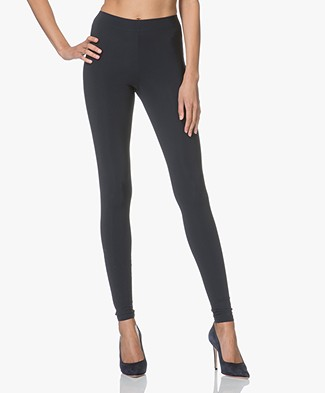 Woman By Earn Whitney Leggings - Navi Vari