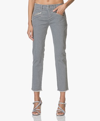 Zadig & Voltaire Ava Colored Jeans - Grey
