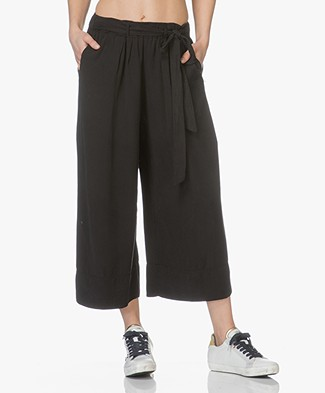 Friday's Project Lyocell Culottes - Black