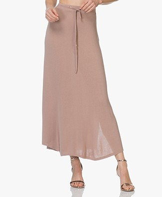 Friday's Project Maxi Jersey Rok - Dirty Pink