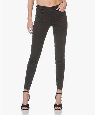 Drykorn Need Stretchy Slim-Fit Jeans - Black