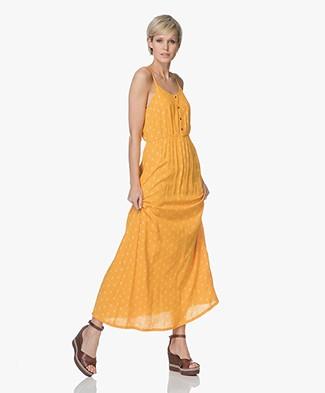 indi & cold Maxi Printed Dress - Azafran