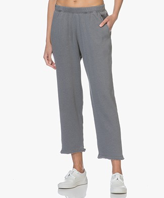 American Vintage Kingcross French Terry Sweatpants - Carbon Grey