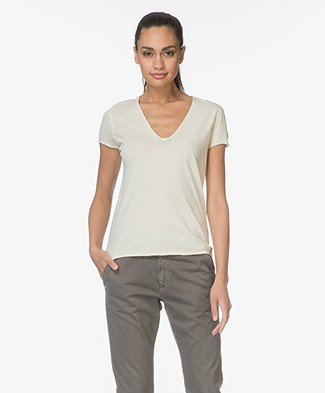 Zadig & Voltaire Story Fishnet T-shirt - Mimo