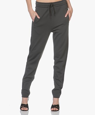 IRO Kobala Sporty Pants with Inserts - Anthracite