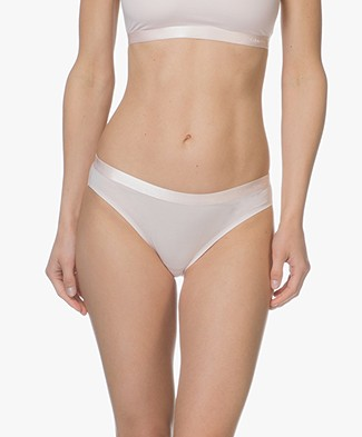 Calvin Klein Modal Blend Jersey Brief - Nymph's Thigh