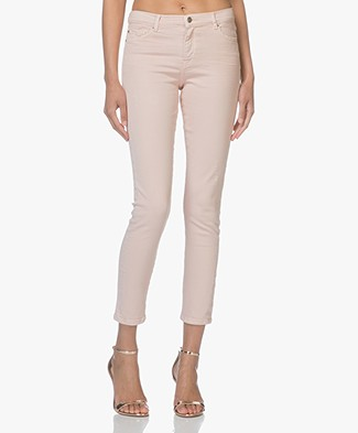 BOSS J21 Roseville Slim-fit Jeans - Light Pastel Pink