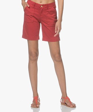MKT Studio Pantika Turner Short - Cherry