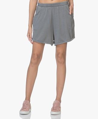 American Vintage Kaobridge Shorts - Carbone Vintage