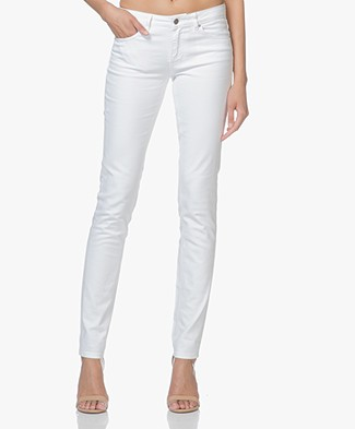 BOSS J20 Rienne Skinny Jeans - Natural
