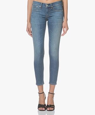 Rag & Bone / Jean Capri Skinny Jeans - Rae