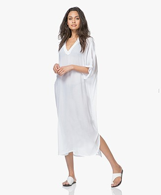 Filippa K Soft Sport Zoe Beach Kaftan - White