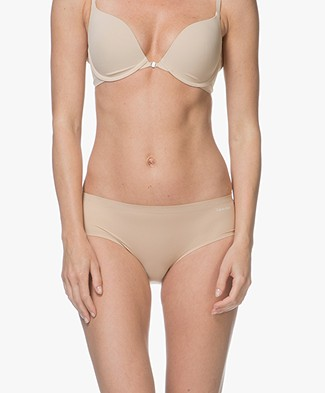 Calvin Klein Perfectly Fit Invisible Hipster - Bare