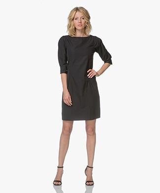 Filippa K Poplin Dress - Black
