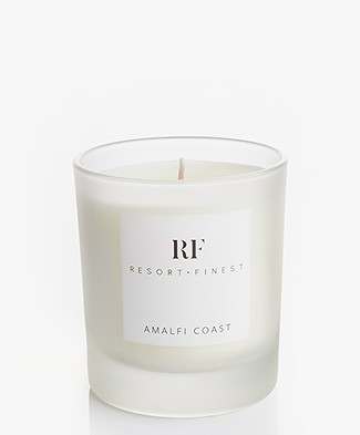 Resort Finest Scented Candle - Amalfi Coast