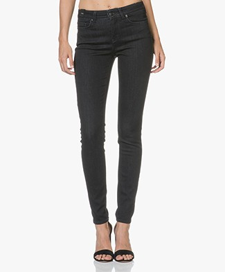 Drykorn Pull Skinny Jeans - Blue Black