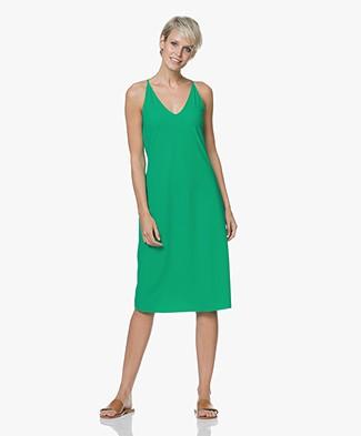 JapanTKY Taya Sleeveless Jersey Dress - Summer Green